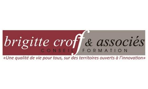 Silver Innov' | Pépinière d'entreprises dédiée à la Silver Économie | Logo Brigitte Crof & Associés