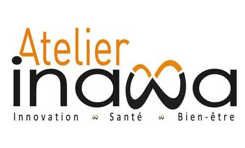Silver Innov' | Pépinière d'entreprises dédiée à la Silver Économie | Logo Atelier Inawa