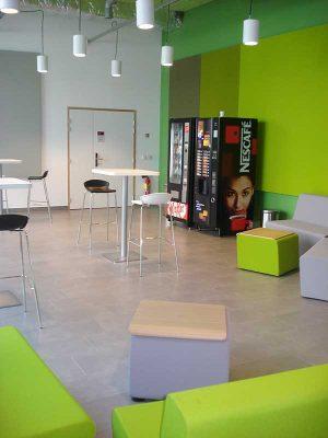 Silver Innov' | Pépinière d'entreprises dédiée à la Silver Économie | Café