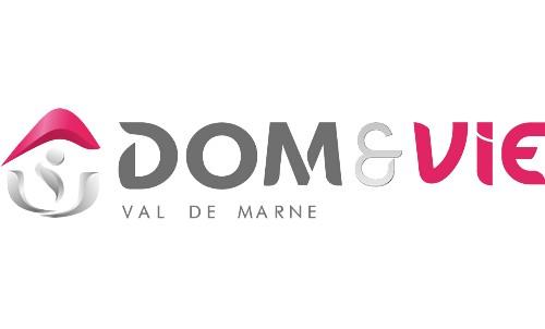 Silver Innov'   Pépinière d'entreprises dédiée à la Silver Économie   Logo Dom&Vie
