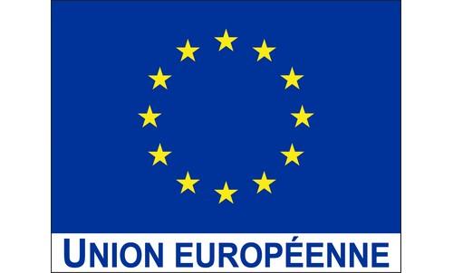Silver Innov' | Pépinière d'entreprises dédiée à la Silver Économie | Logo Union Européenne