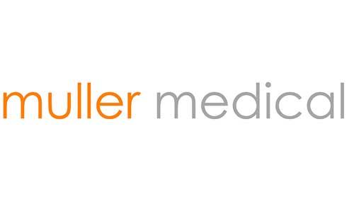 Silver Innov' | Pépinière d'entreprises dédiée à la Silver Économie | Logo Muller Medical