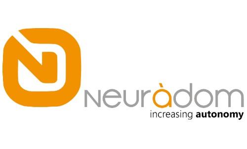 Silver Innov'   Pépinière d'entreprises dédiée à la Silver Économie   Logo Neuradom