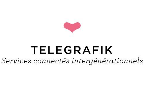 Silver Innov'   Pépinière d'entreprises dédiée à la Silver Économie   Logo Telegrafik