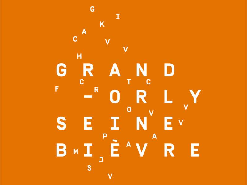 Silver Innov' | Pépinière d'entreprises dédiée à la Silver Économie | Logo Orange Grand Orly Seine Bièvre