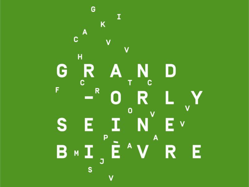 Silver Innov' | Pépinière d'entreprises dédiée à la Silver Économie | Logo Vert Grand Orly Seine Bièvre